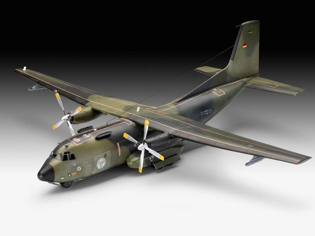 C-160 Transall ESS/NG  (Vista 3)