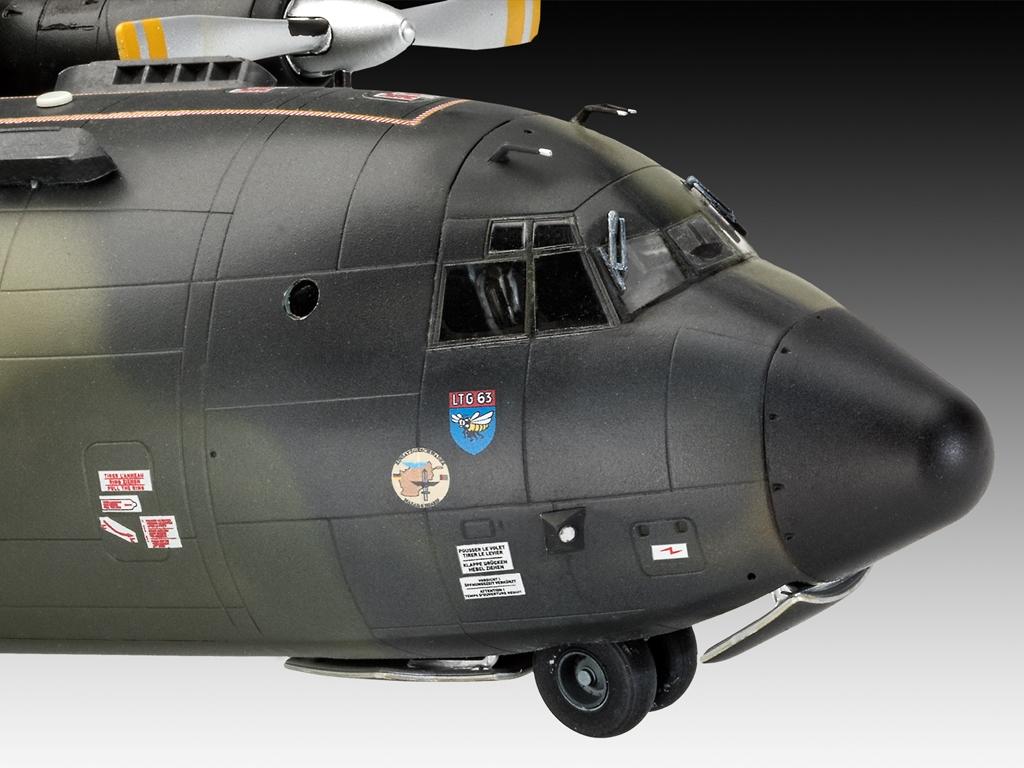 C-160 Transall ESS/NG  (Vista 4)