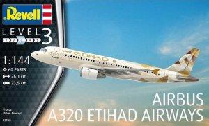 Airbus A320 Etihad - Ref.: REVE-03968
