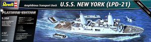 Amphibious Transport Dock U.S.S. New Yor