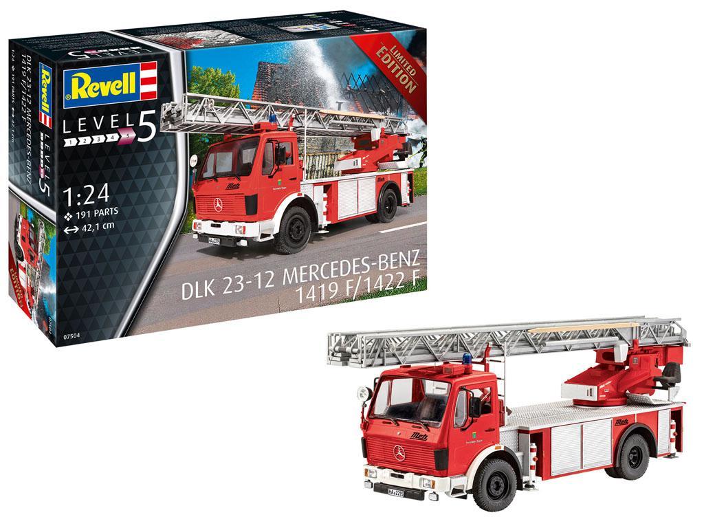 DLK 23-12 Mercedes - Benz1419/1422