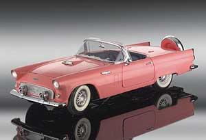 Ford Thunderbird 1956  (Vista 1)