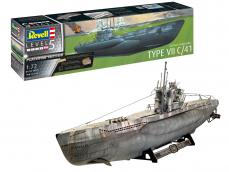 Submarino Aleman Tipo VII C/41 - Ref.: REVE-05163