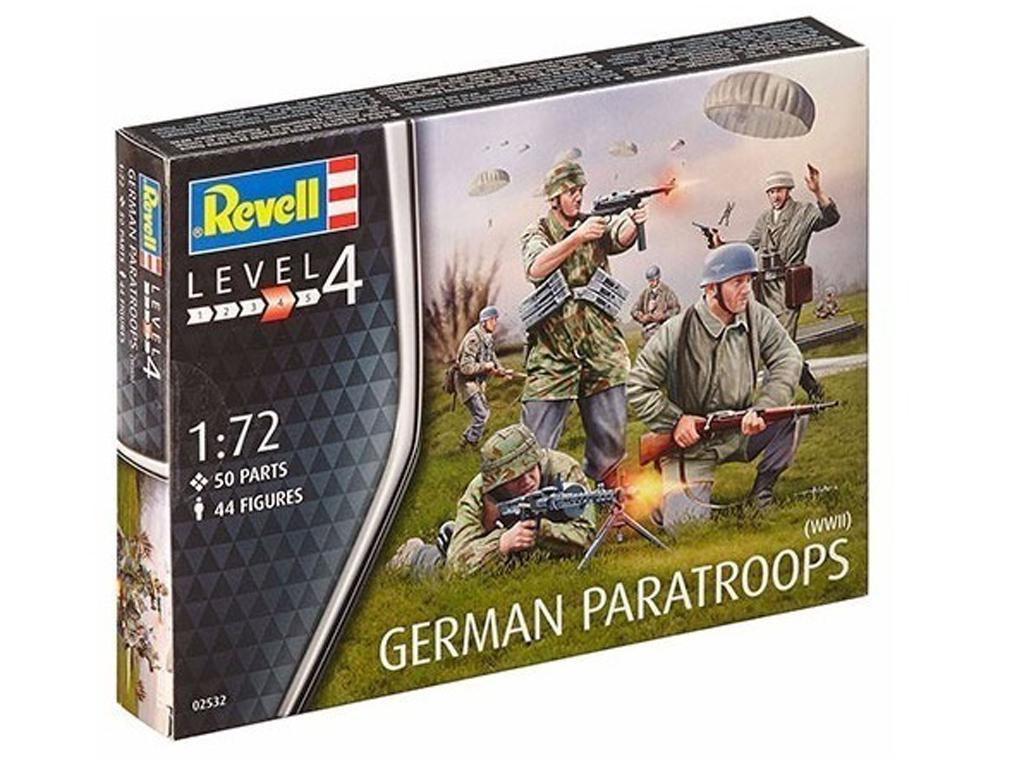 Paracaidistas Alemenes (Vista 1)