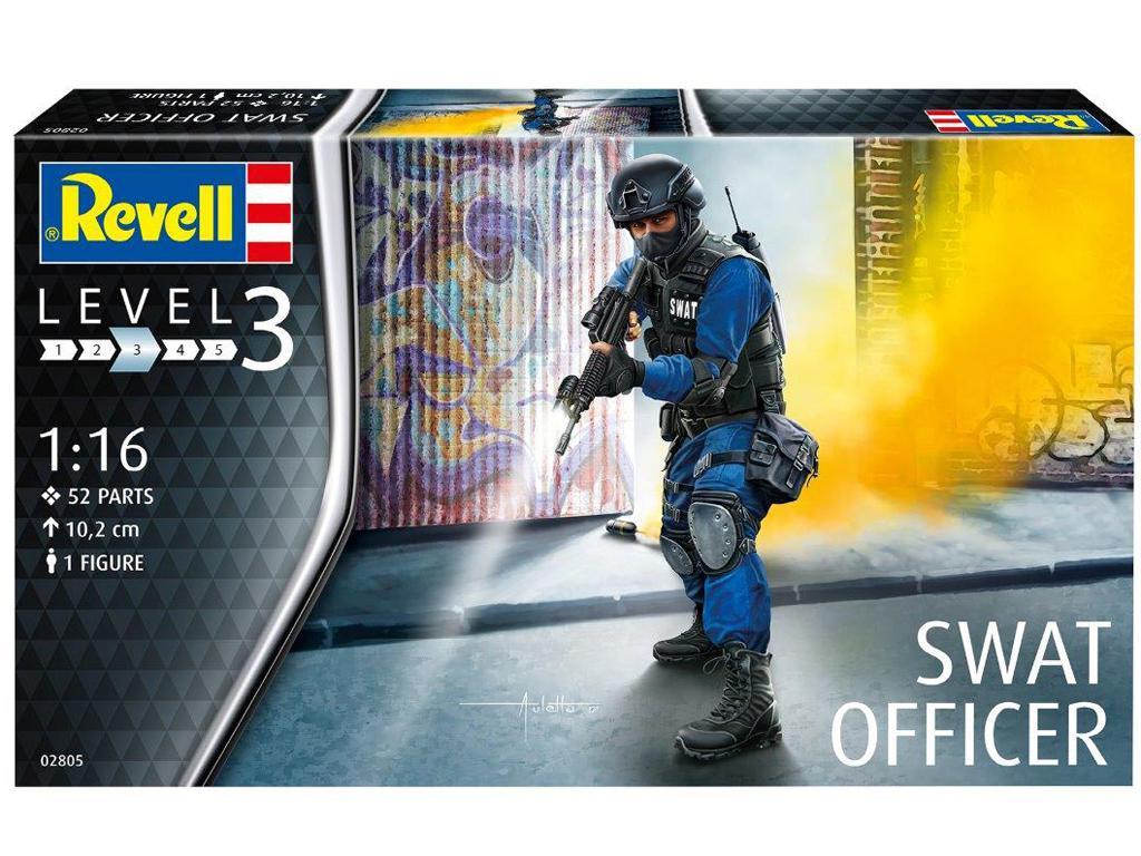 SWAT Officer (Vista 1)