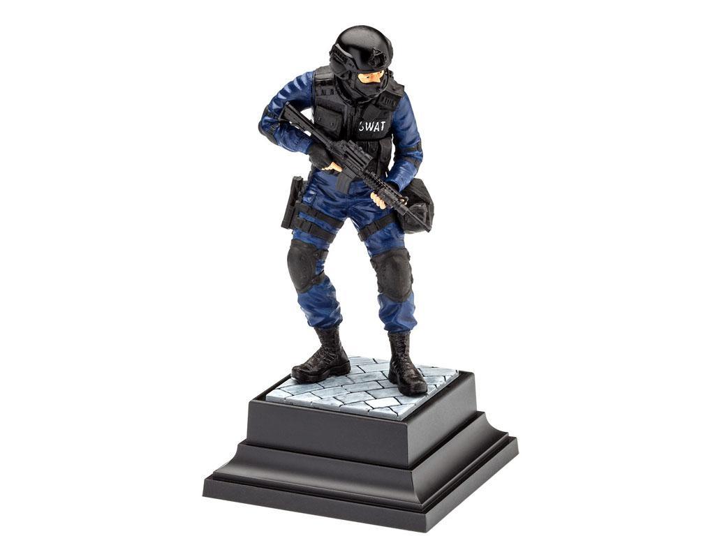 SWAT Officer (Vista 3)