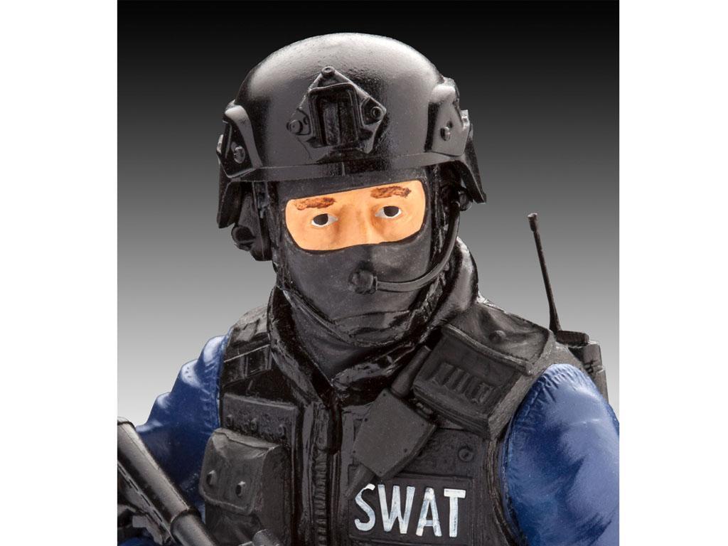 SWAT Officer (Vista 4)