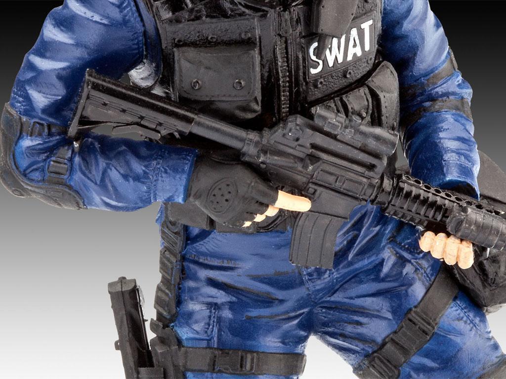 SWAT Officer (Vista 5)