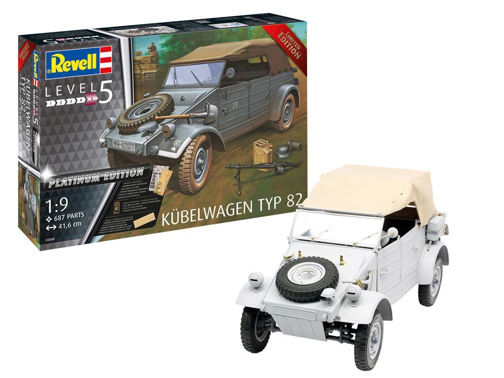 Kubelwagen Typ 82 Platinum Edition (Vista 1)