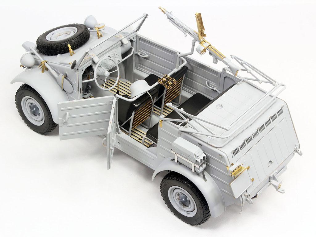 Kubelwagen Typ 82 Platinum Edition (Vista 2)