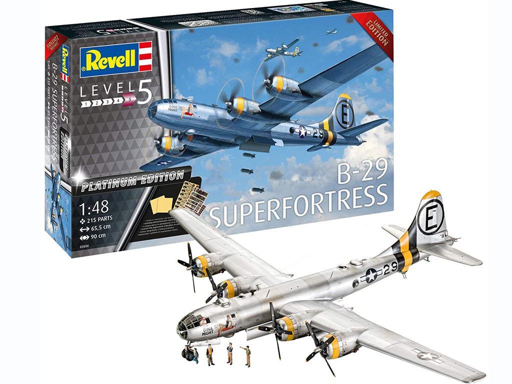 B-29 Super Fortress (Vista 1)