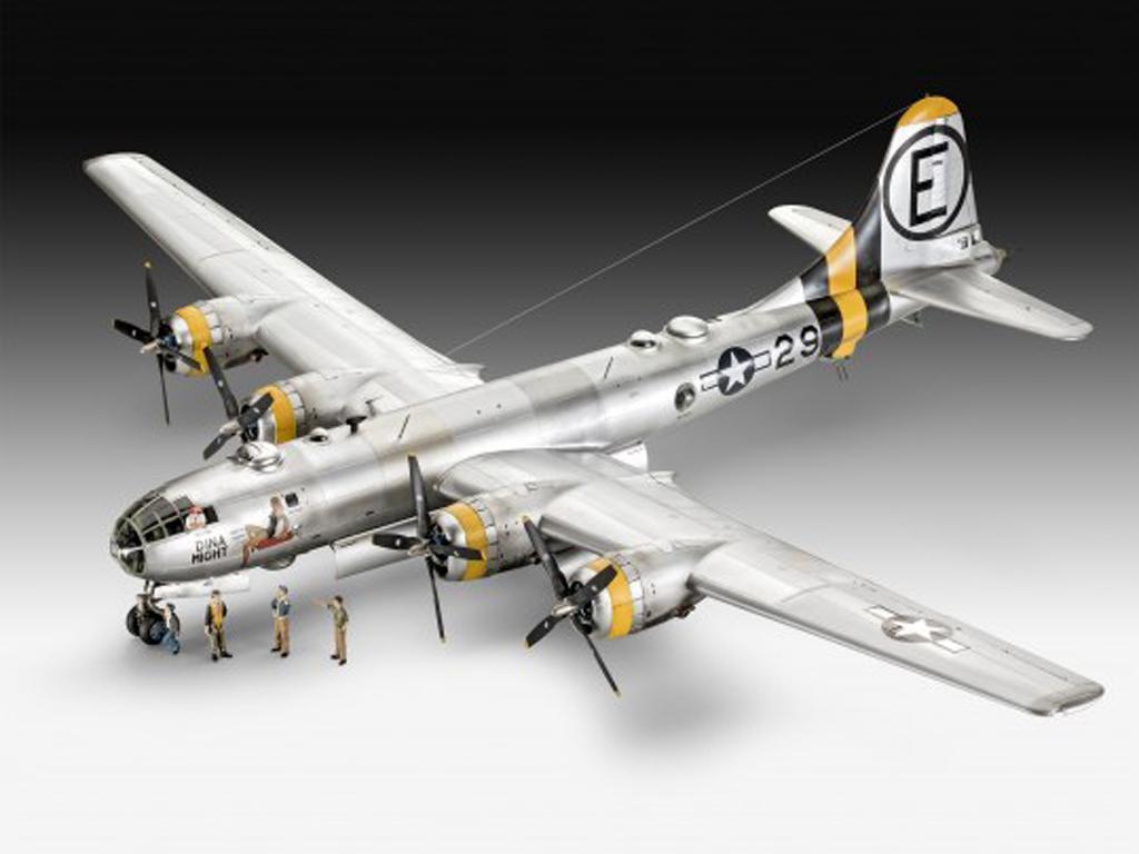 B-29 Super Fortress (Vista 3)