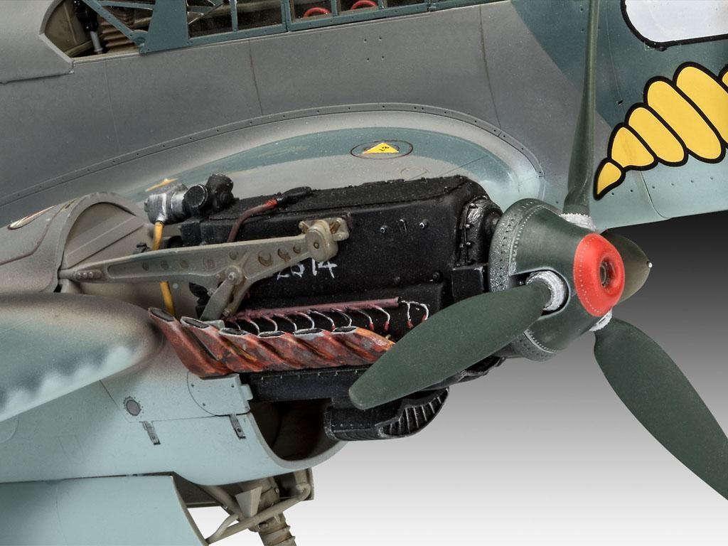 Messerschmitt Bf110 C-7 (Vista 4)