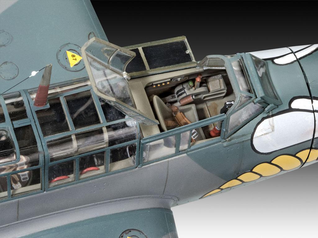 Messerschmitt Bf110 C-7 (Vista 5)