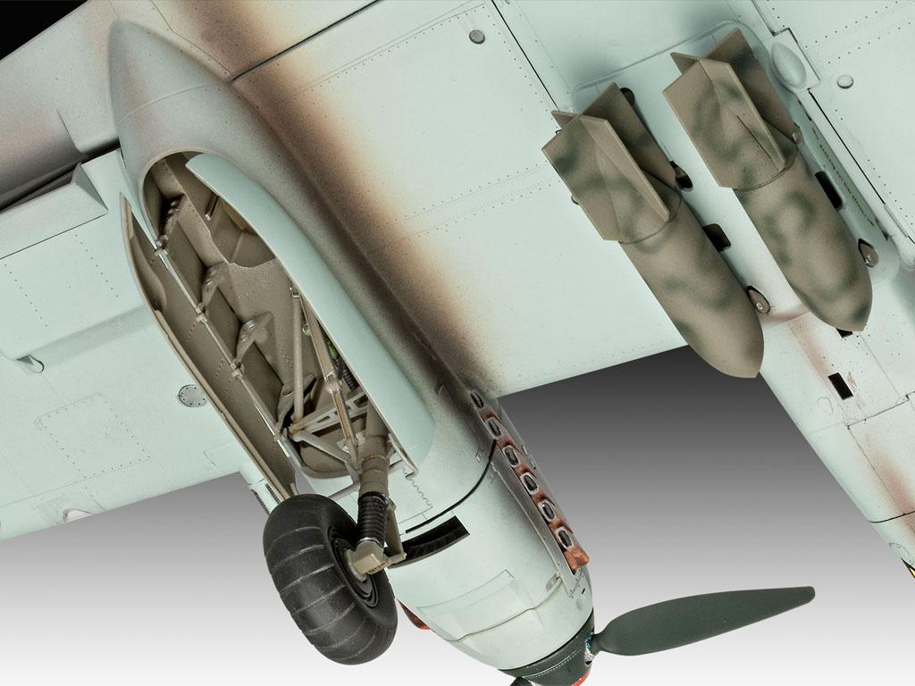 Messerschmitt Bf110 C-7 (Vista 7)
