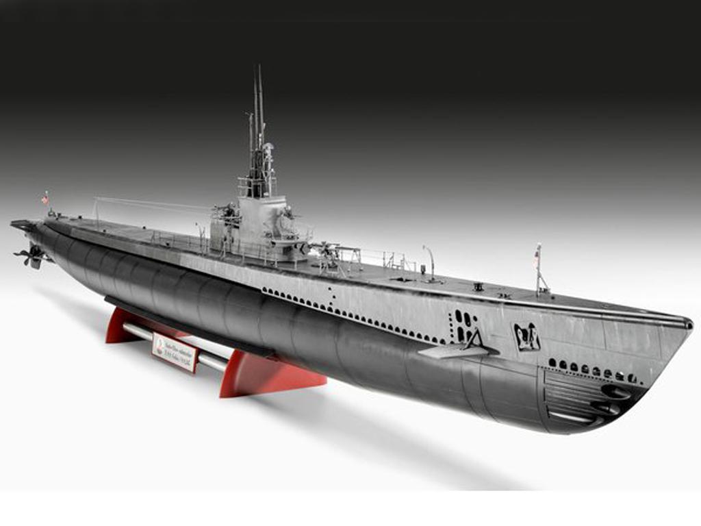 US Navy Submarine Gato Class (Vista 3)