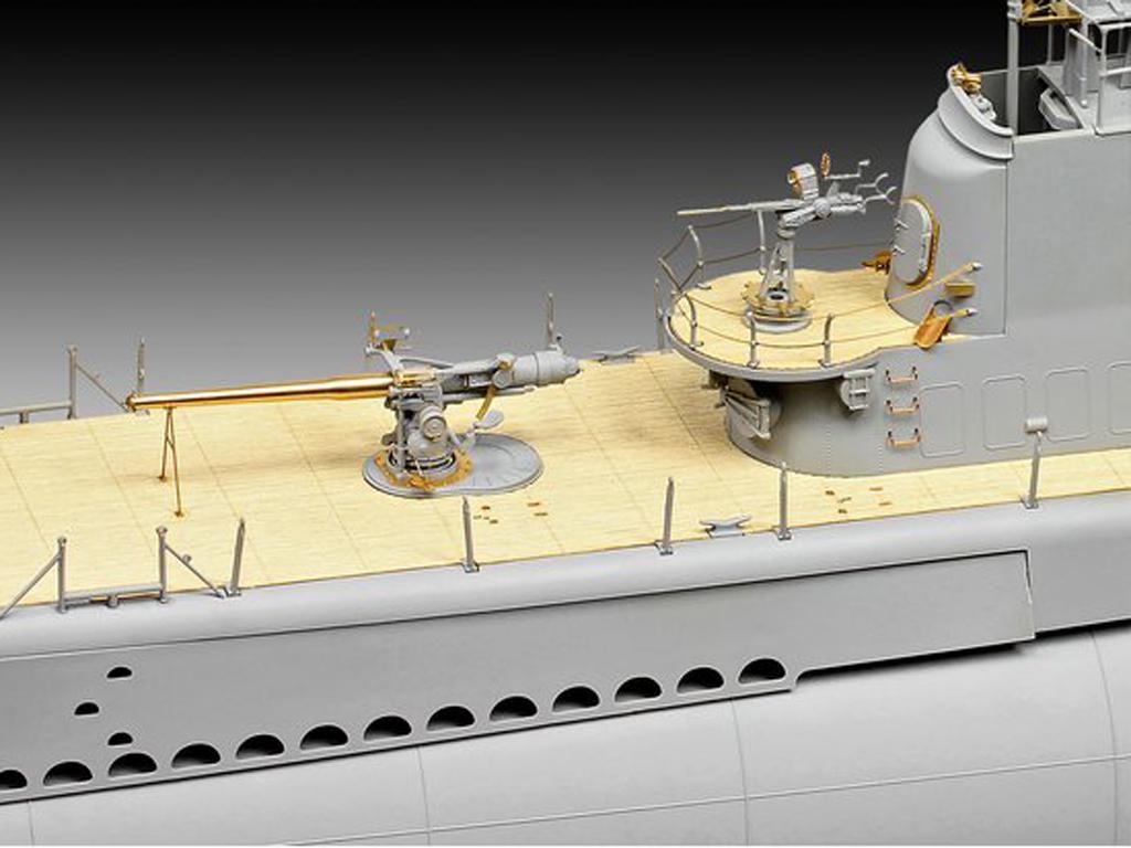 US Navy Submarine Gato Class (Vista 4)