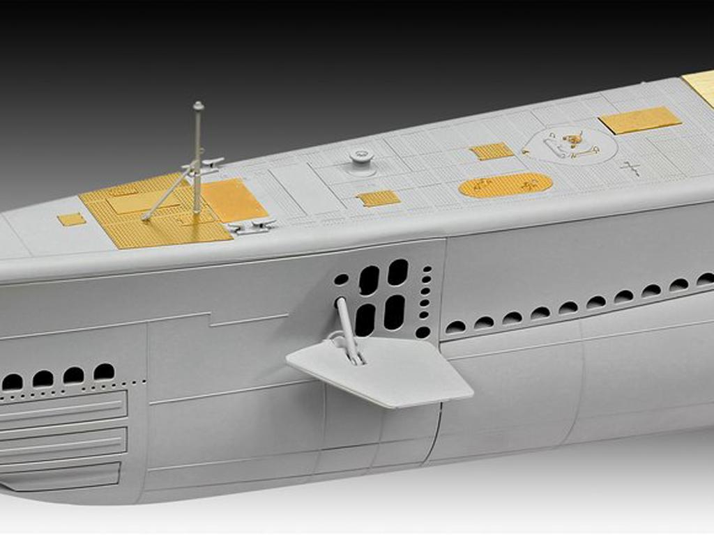 US Navy Submarine Gato Class (Vista 5)