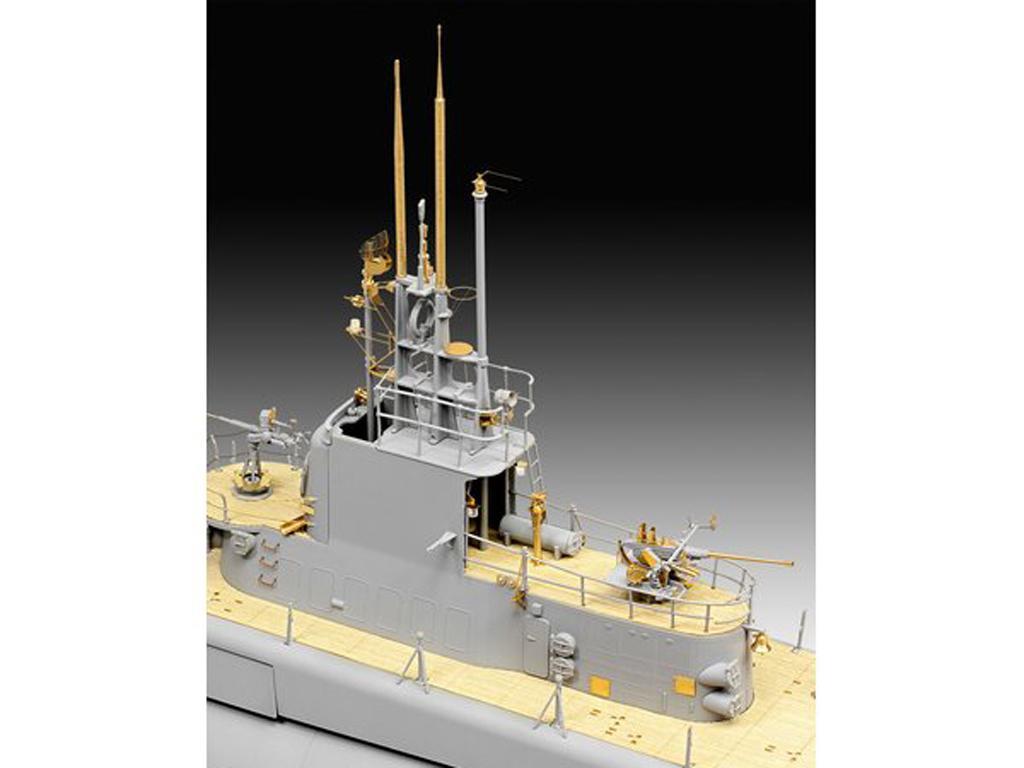 US Navy Submarine Gato Class (Vista 6)