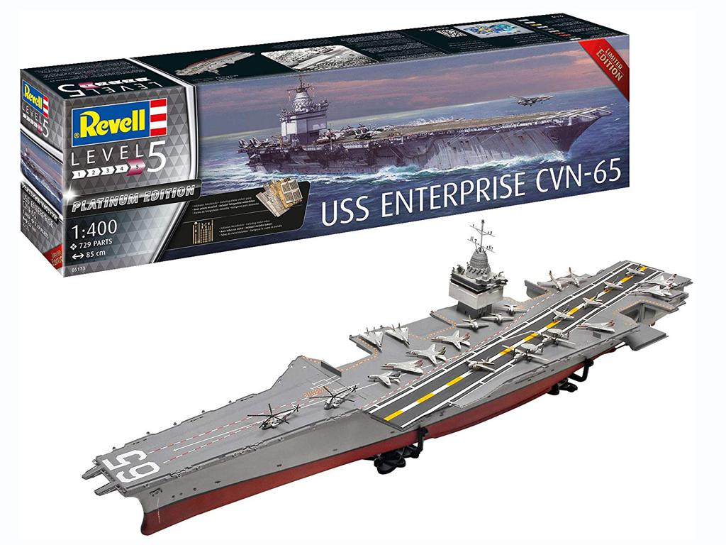 USS Enterprise CVN-65 (Vista 1)