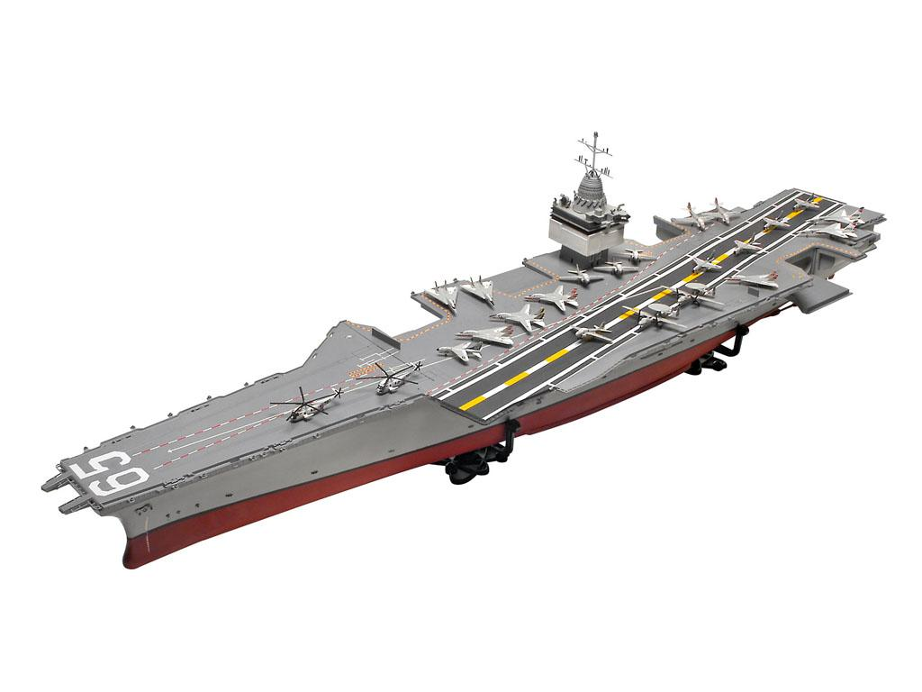 USS Enterprise CVN-65 (Vista 3)