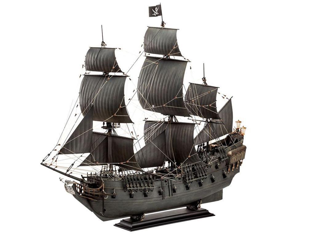 La Perla Negra (Vista 2)