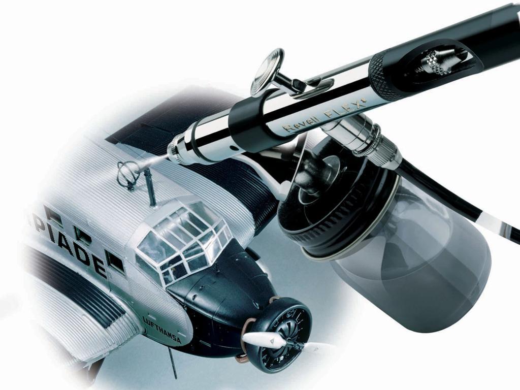 Aerógrafo Flexible Master Class (Vista 4)