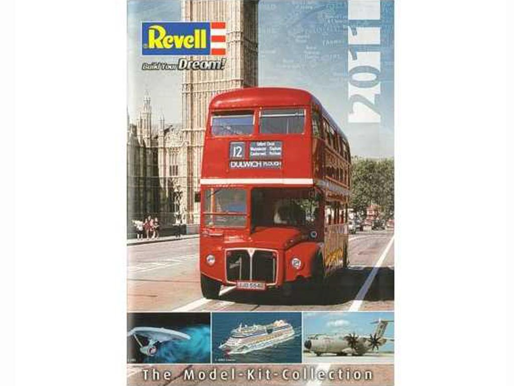 Catalogo General Revell 2011 (Vista 1)