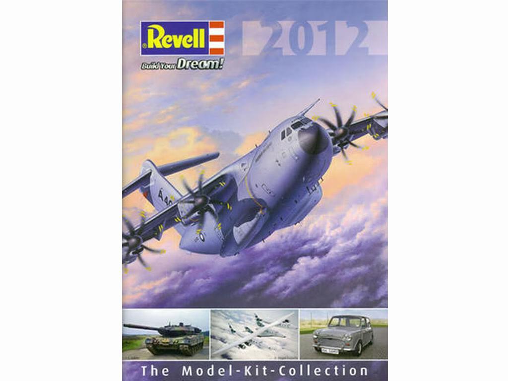 Catalogo General Revell 2012 (Vista 1)