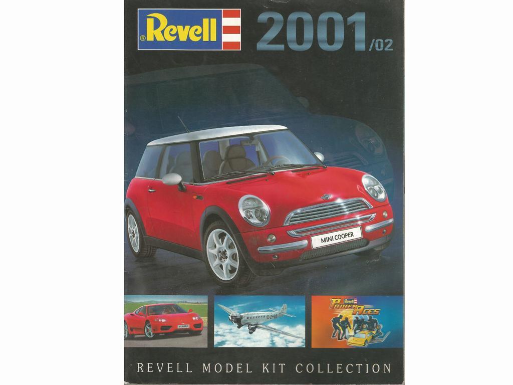 Catalogo General Revell 2001 (Vista 1)