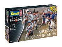 Infantería Austriaca y Prusiana (Vista 7)