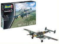 Messerschmitt Bf110 C-7 (Vista 8)