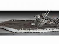 Submarino Aleman TYPE IX C/40 (Vista 14)