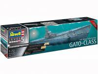 US Navy Submarine Gato Class (Vista 7)