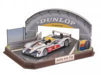 Audi R10 TDI Le Mans + 3D Puzzle Diorama (Vista 10)