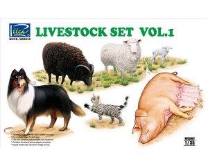 Animales Set Vol.1  (Vista 1)