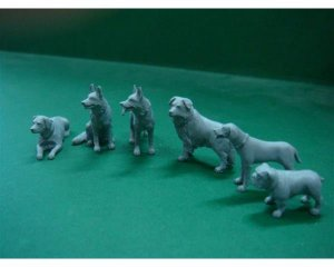 Animales Set 3  (Vista 2)
