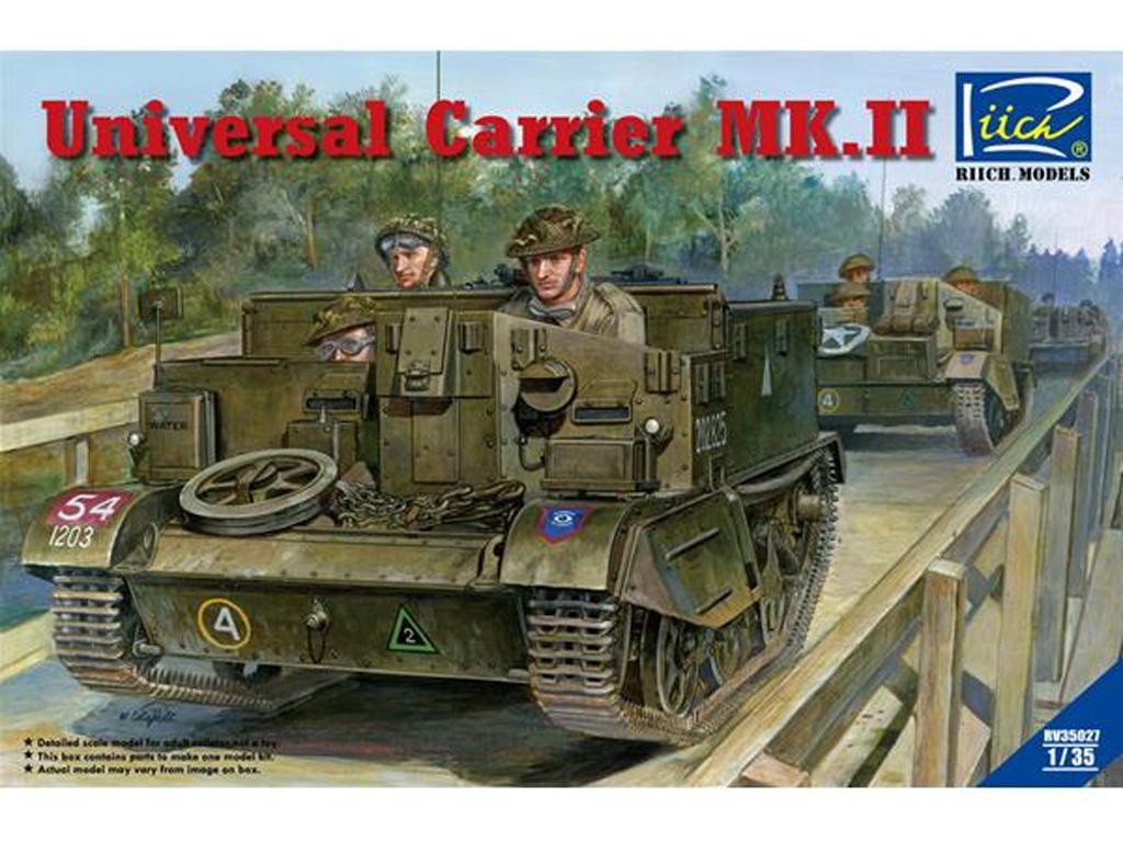 Universal Carrier Mk.II  - Ref.: RIIC-RV35027