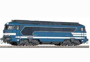 Locomotora Diesel 68500 SNCF  (Vista 1)