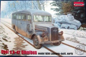 Opel 3.6-47 Omnibus model W39 Ludewig-bu - Ref.: RODE-00807