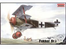 Fokker Dr.I - Ref.: RODE-00601