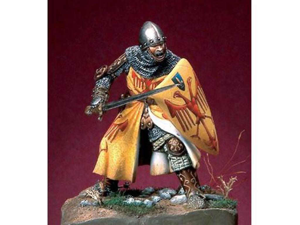 Italian Knight - End XIII / Beginning XI  (Vista 1)