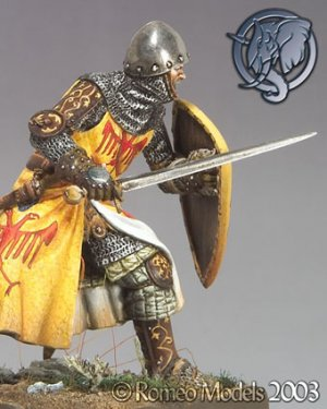 Italian Knight - End XIII / Beginning XI  (Vista 2)