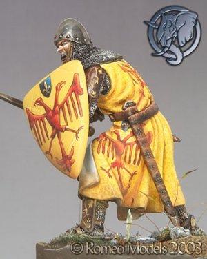 Italian Knight - End XIII / Beginning XI  (Vista 4)