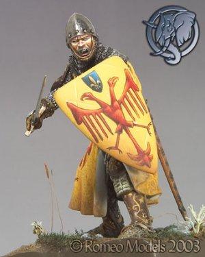 Italian Knight - End XIII / Beginning XI  (Vista 5)