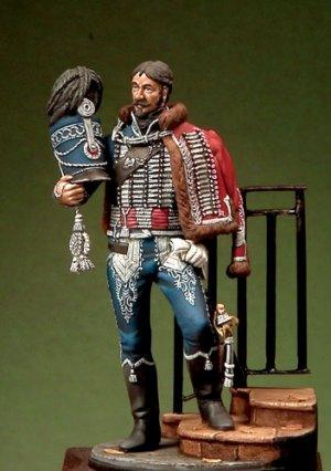 Capitan de Husares  (Vista 1)