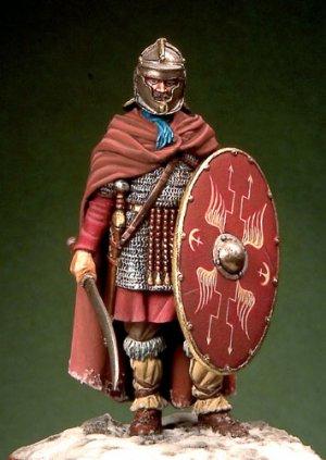 Romano auxiliares soldado  - Ref.: ROME-54038