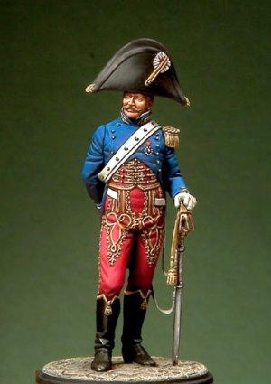 El capitán de Estado Mayor  (Vista 1)