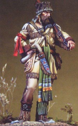 El hombre de la montaña  (Vista 1)