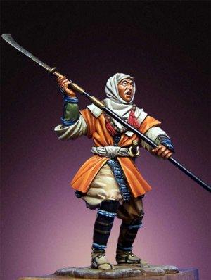 Japón Warrior Monk, 1180  (Vista 1)
